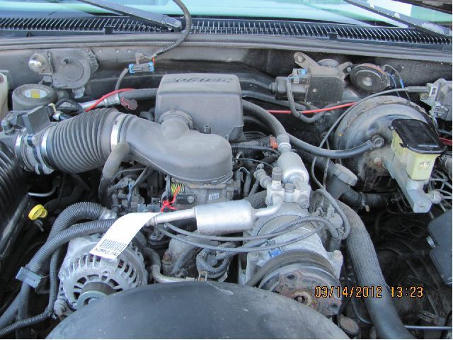Chevrolet tahoe til salg